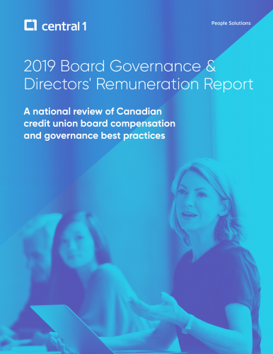 2019 Board Governance & Directors' Remuneration Report Cover