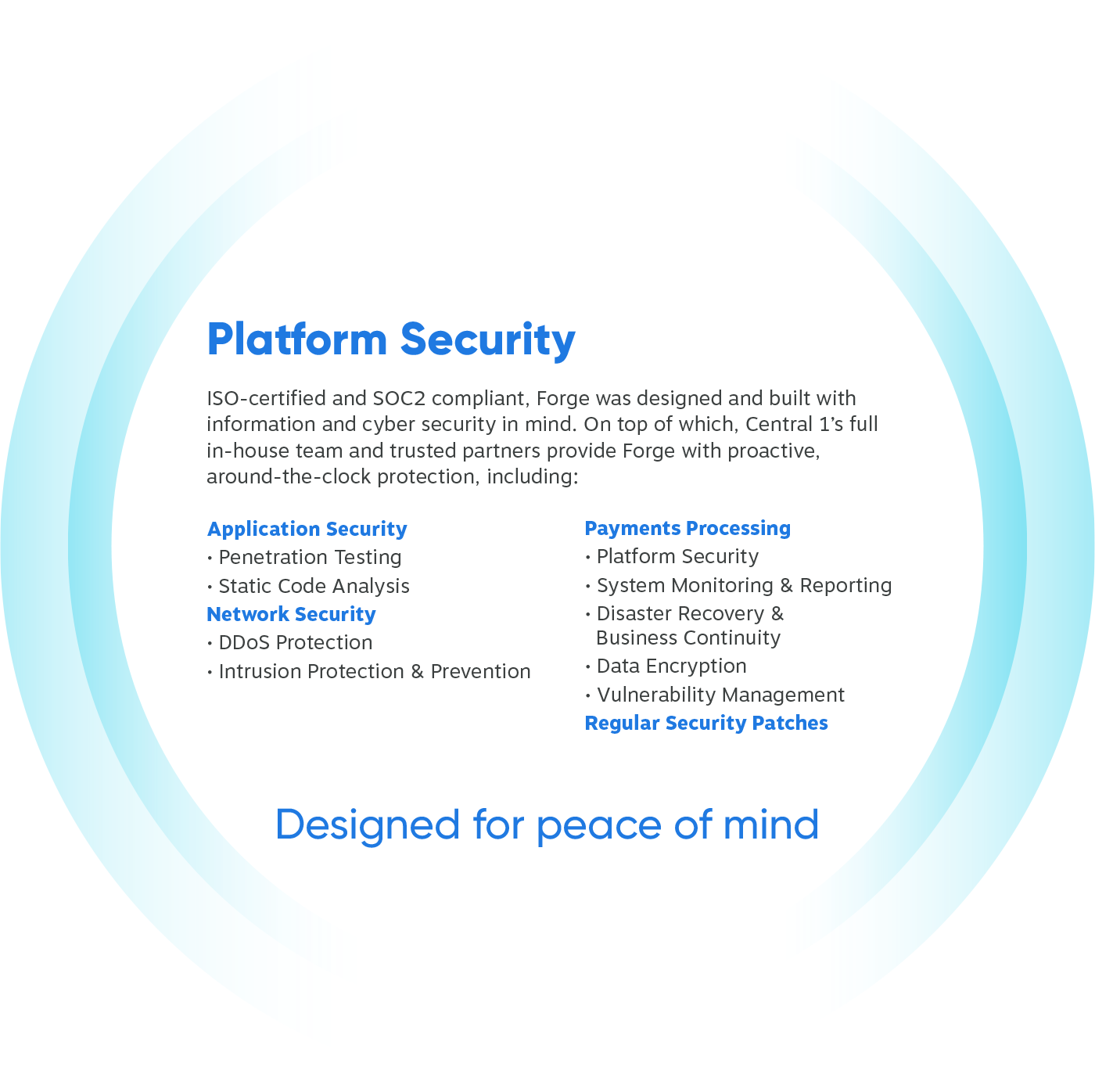 Platform Security Layer